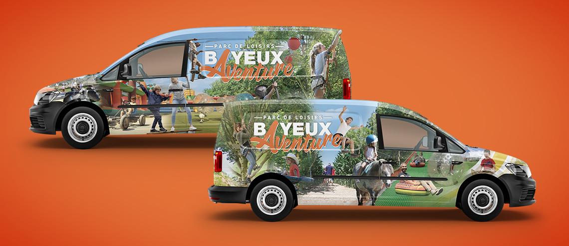 BAYEUX AVENTURE ©Trois Petits Points Communication