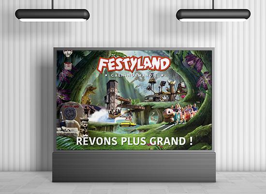 FESTYLAND ©Trois Petits Points Communication