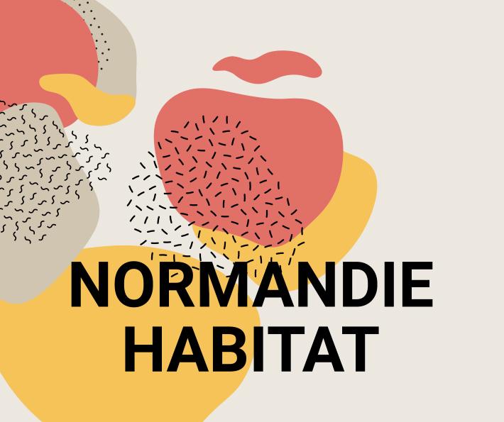 NORMANDIE HABITAT ©Trois Petits Points Communication
