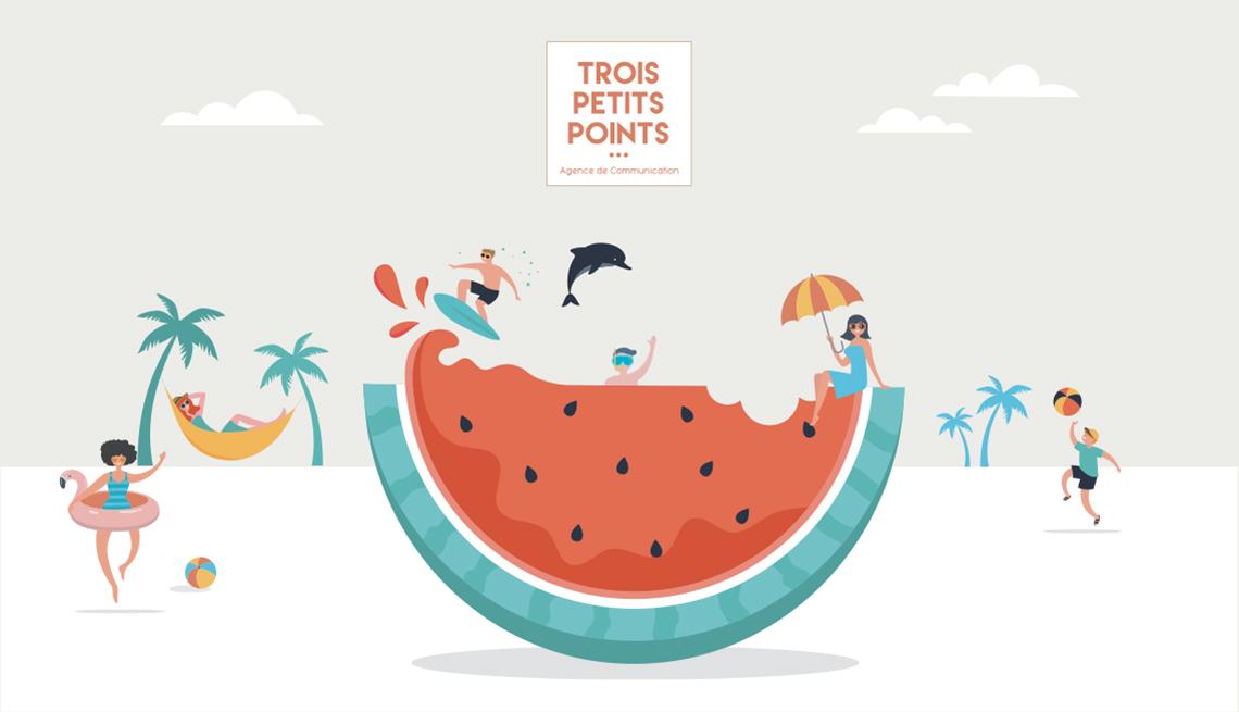 © Agence Trois Petits Points Communication - Verson