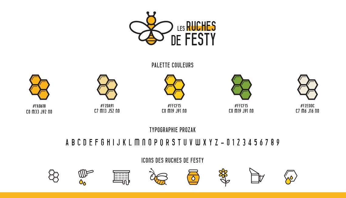 Ruches Festyland © Trois Petits Points Communication - Verson