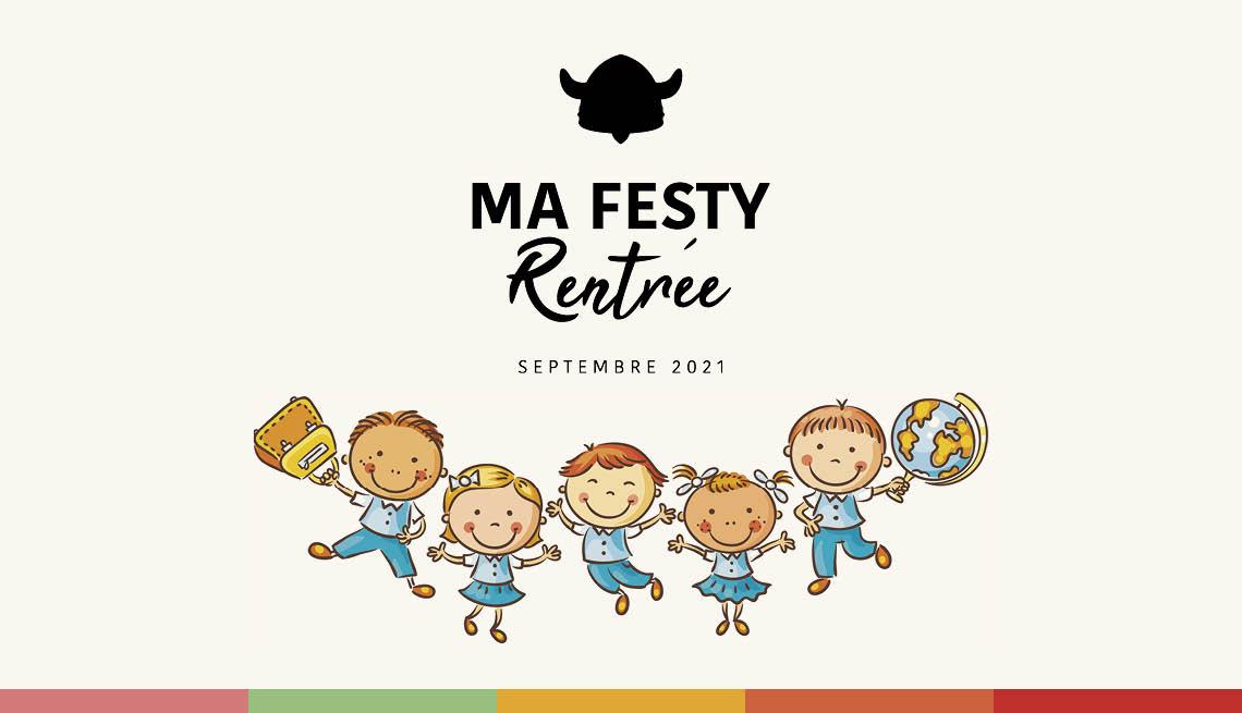 FESTY RENTREE © Trois Petits Points Communication - Verson